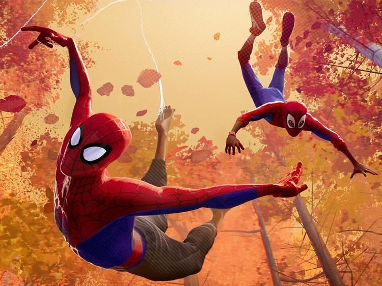 Spider-Man: Into the Spider-Verse (20118)