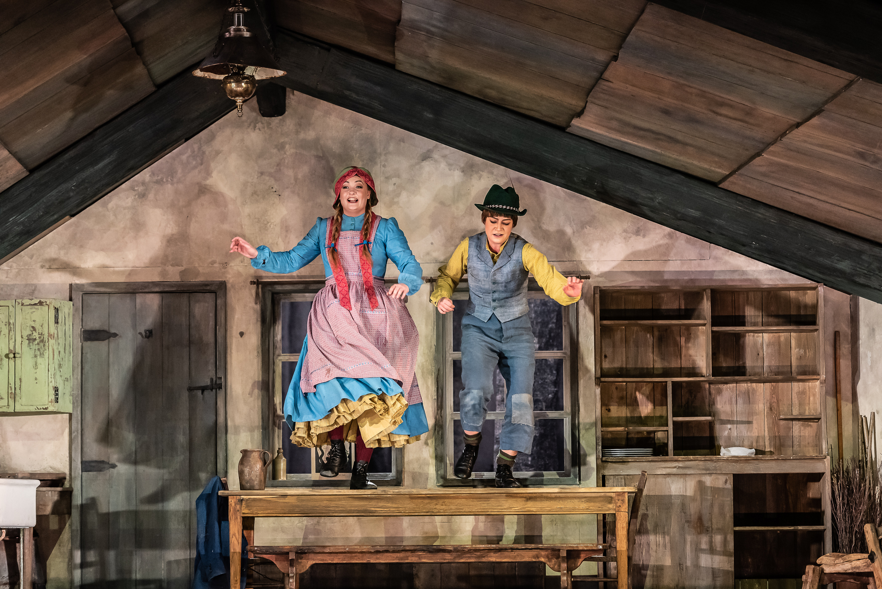 'Hansel and Gretel' review