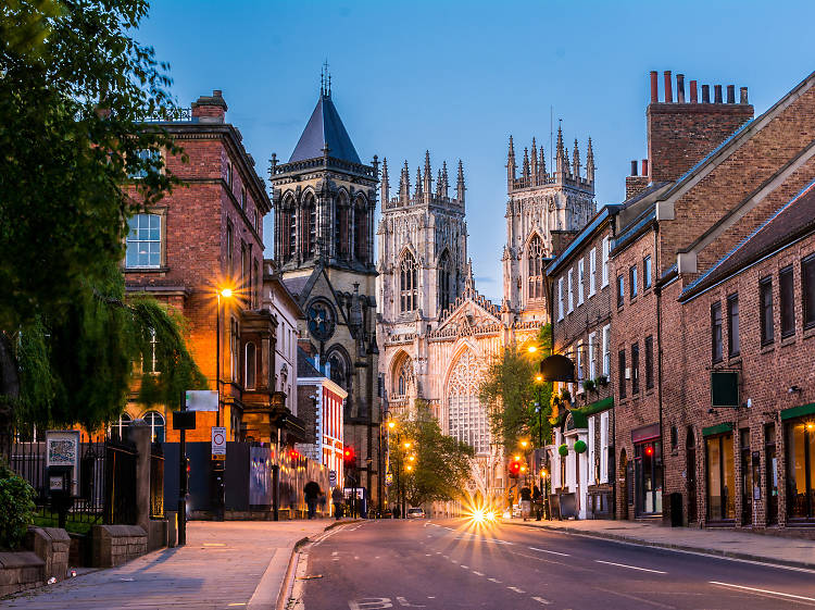A perfect day in York