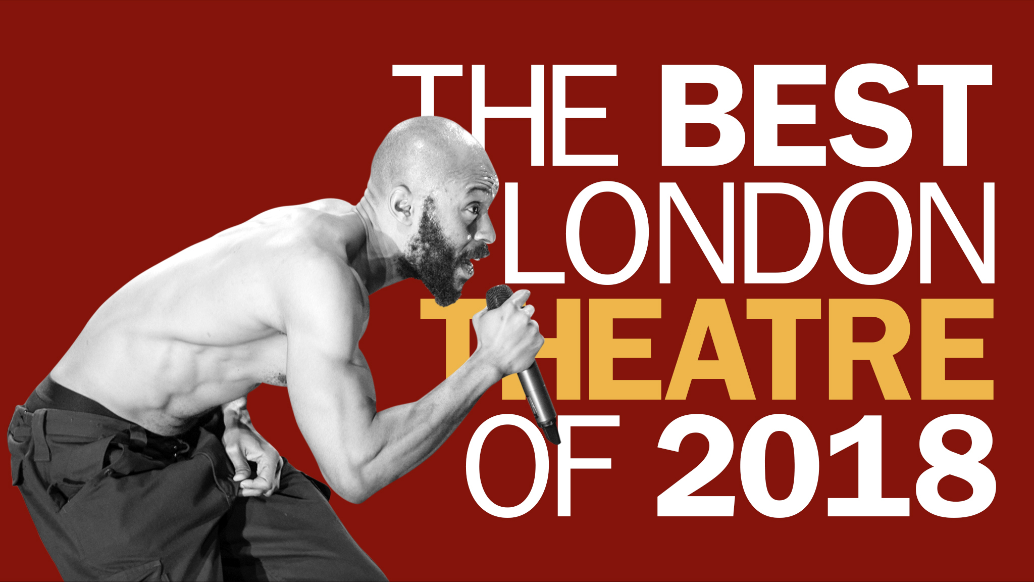 The best theatre of 2018