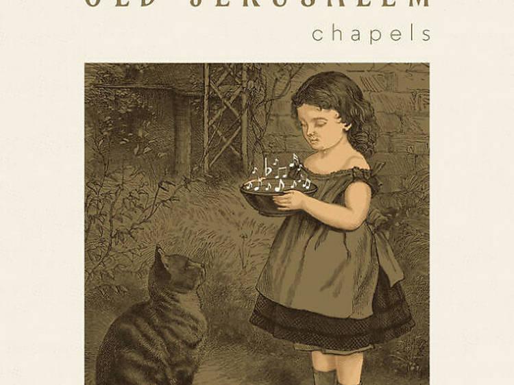 Old Jerusalem: Chapels