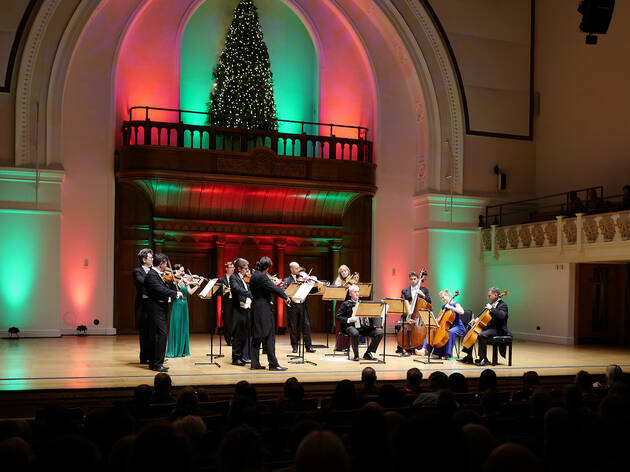 Up to 32% off Viennese Christmas Spectacular at Cadogan Hall
