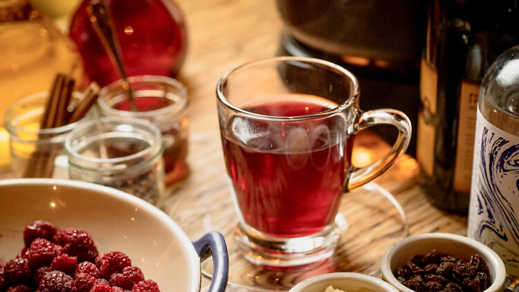 Glogg at FINDS