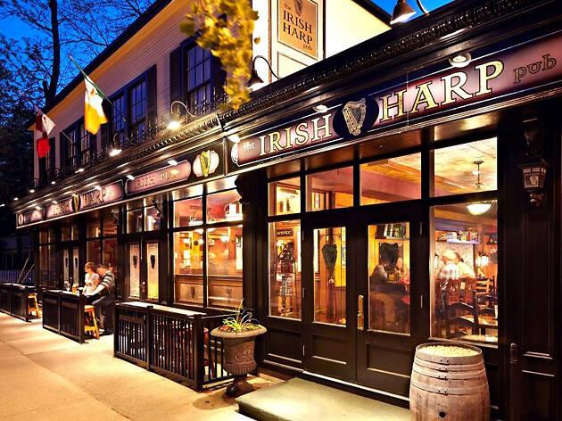 The Irish Harp Pub