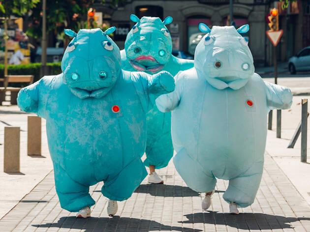Hippos, de Zum Zum Teatre