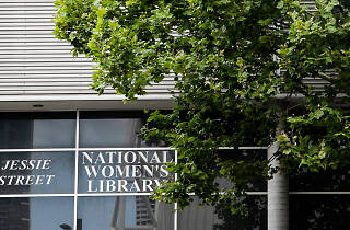 Exterior of Jessie Street National Women's Library