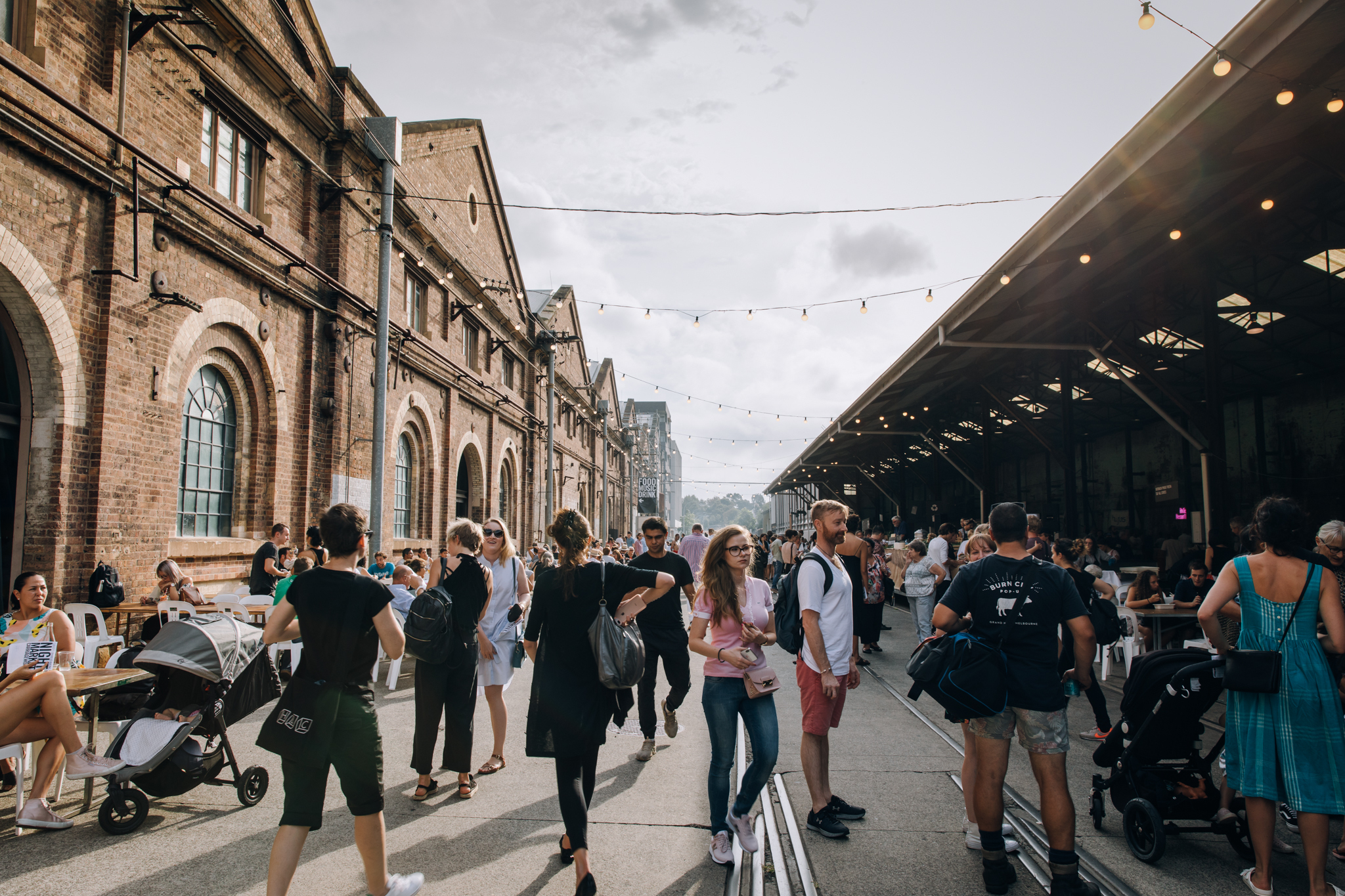 The future of Carriageworks is secure as philanthropist-backed bailout is signed