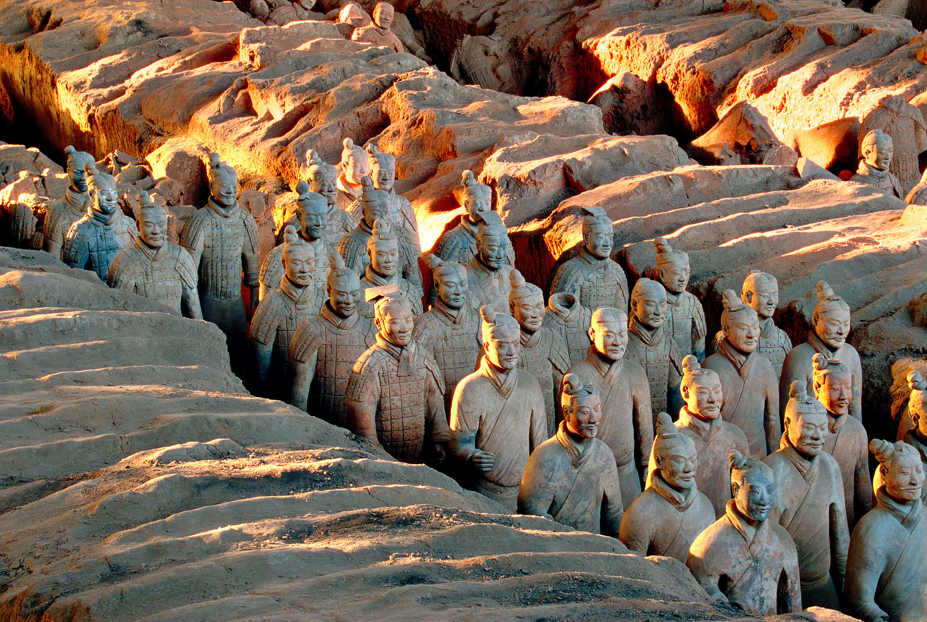 China's Terracotta Warriors are coming to the NGV
