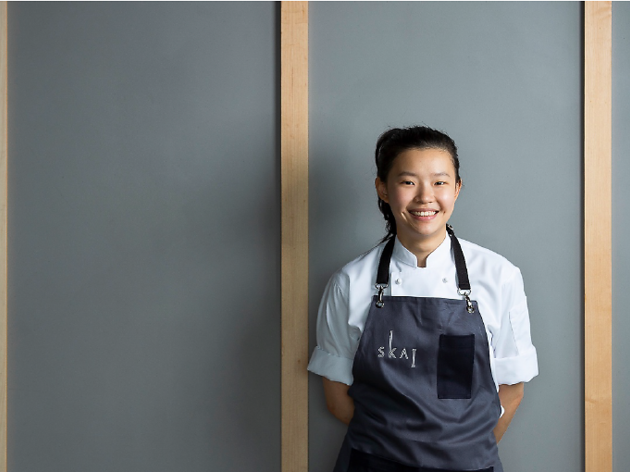 52 Weeks of #ExcitingSG: Week 43 with Chong Koo Jee, pastry chef at SKAI