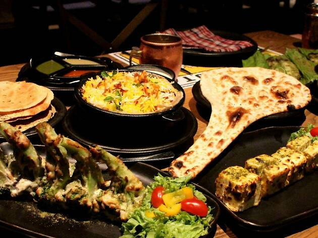 Charcoal Indian restaurant