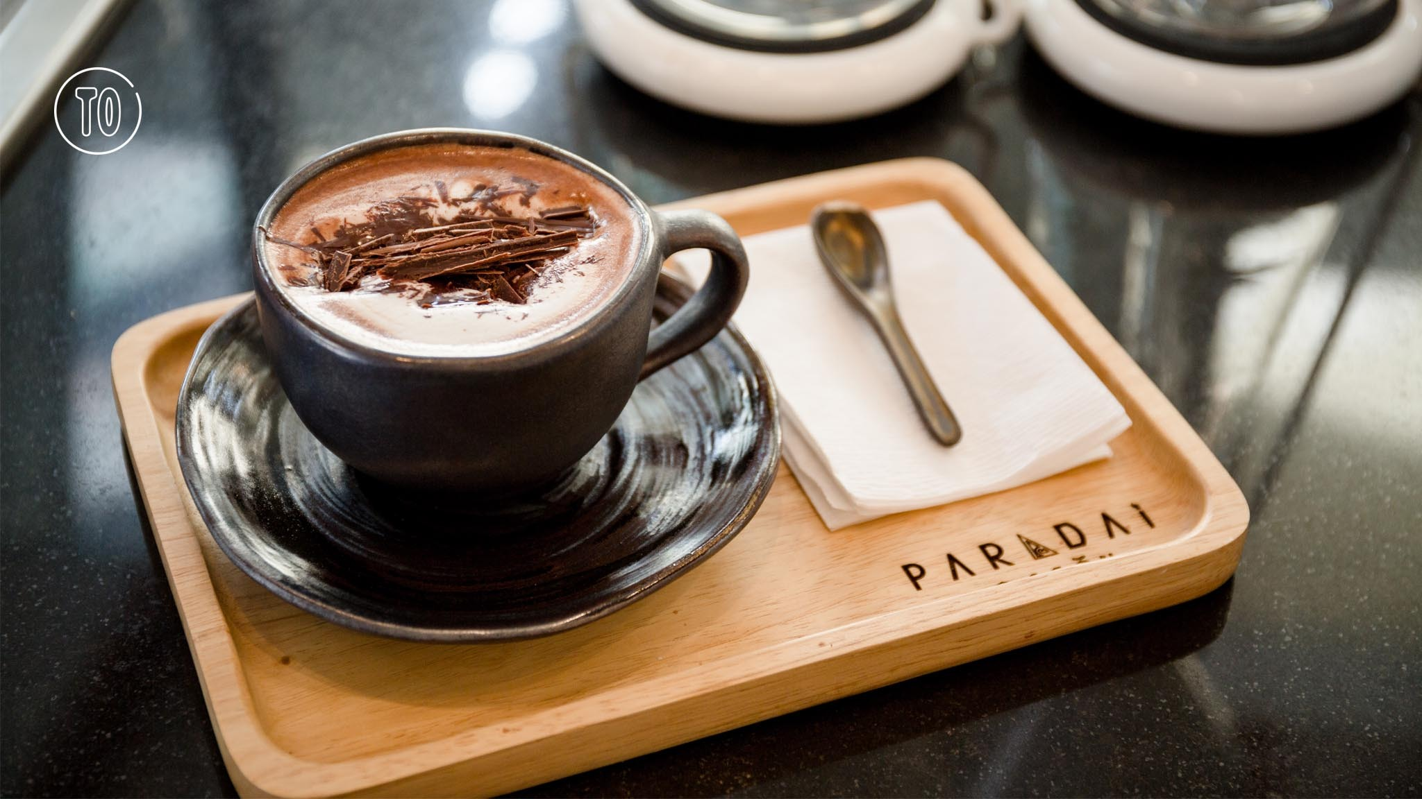 Paradai Crafted Chocolate & Café