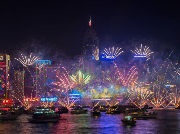 The Best Hong Kong New Year's Eve Parties 2018 – Ultimate Guide