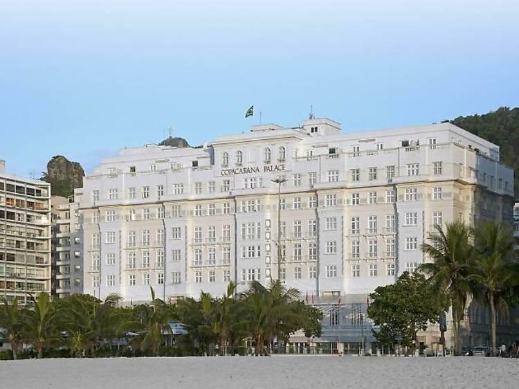 Copacabana Palace Spa
