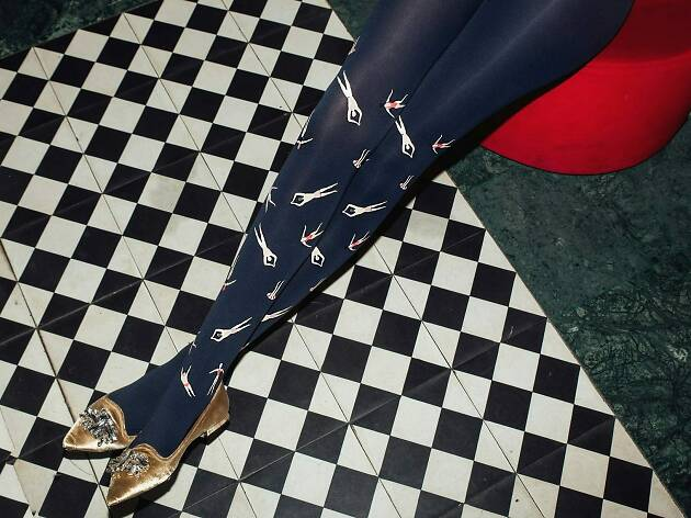 Zohara offers tights, leggings and socks in bold statements to upgrade every style