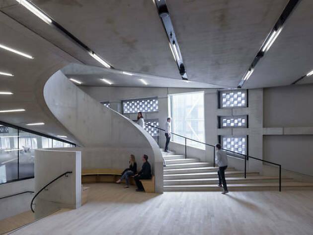 Tate Modern's Switch House