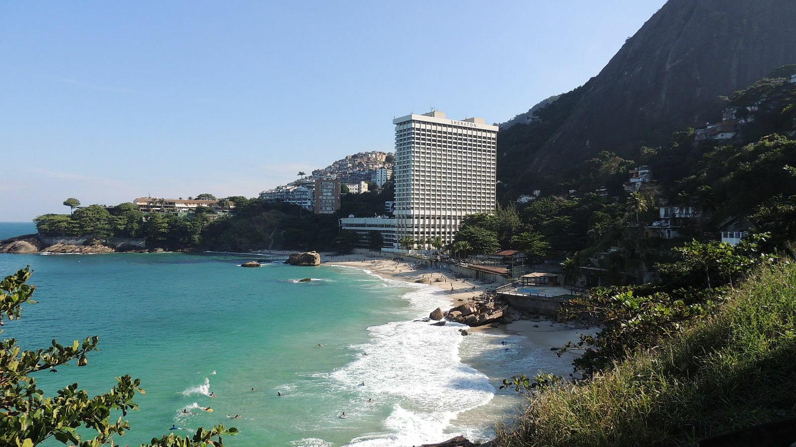 Praia do São Conrado