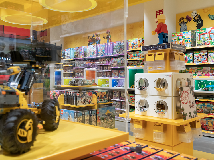 Lego La Maquinista