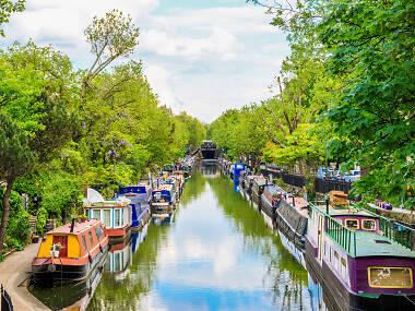 Really Pretty Walks Around London | 7 Pretty London Walking Routes