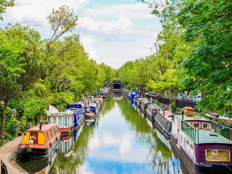 London's most charming walks