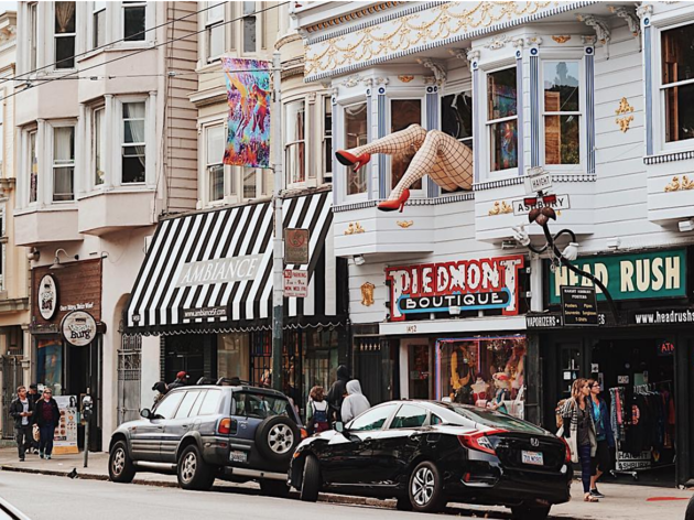 The most beautiful, Instagrammable streets in San Francisco