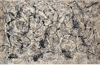 Jackson Pollock, Number 28, 1950, 1950