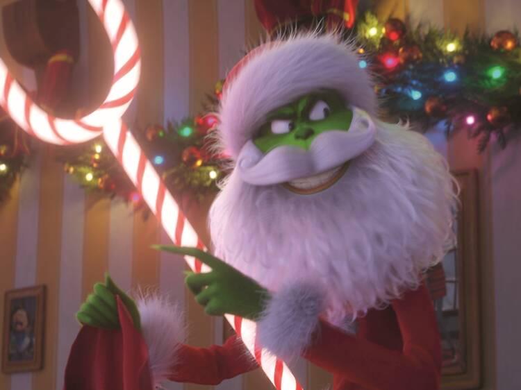 聖誕怪怪傑