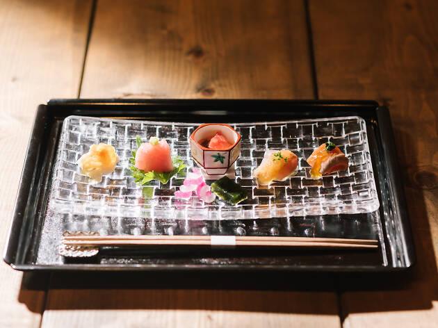 Kaiseki Den by Saotome - Sashimi Platter