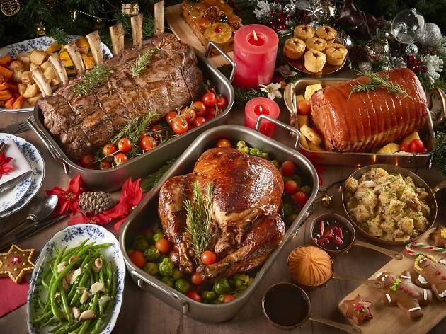 Goji Kitchen Christmas