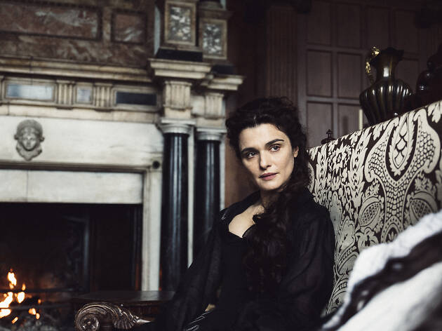 Rachel Weisz The Favourite DO NOT REUSE