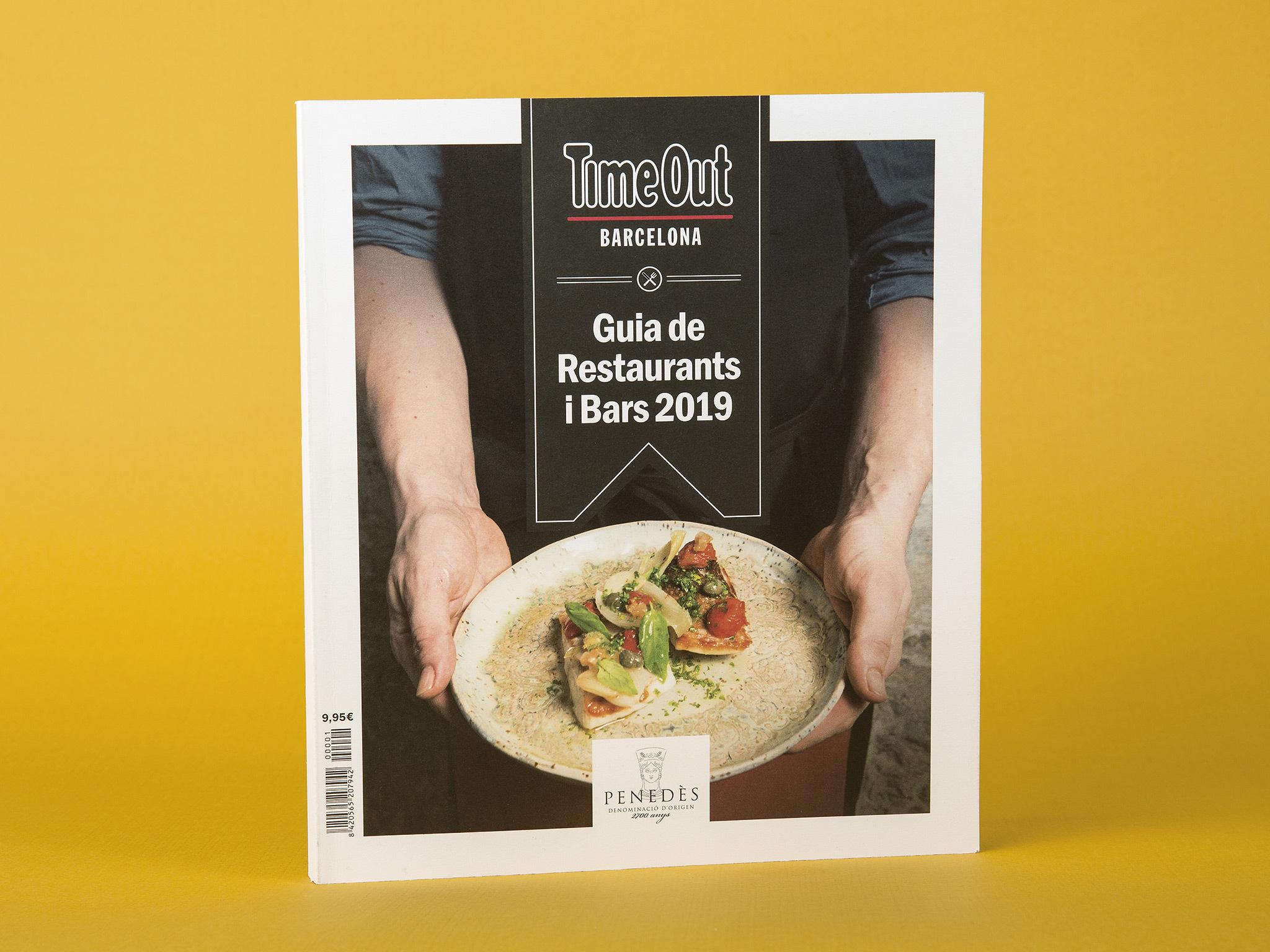Guia de Restaurants i Bars 2019
