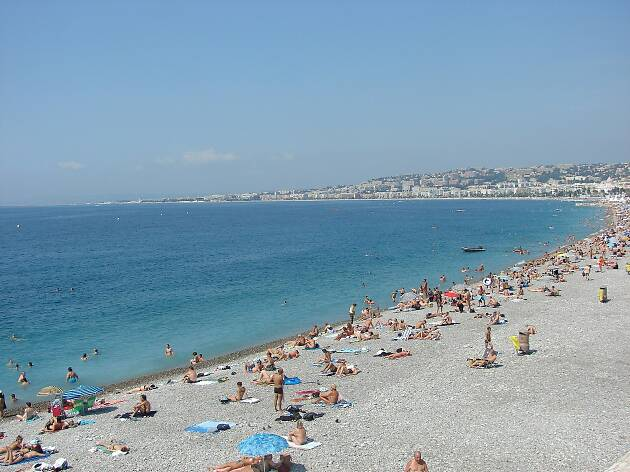 13 stunning beaches in Nice