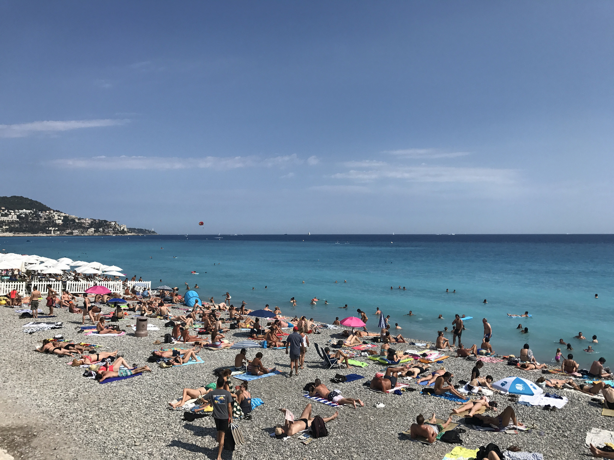 Club Nautique De Nice 13 top beaches in nice, from lively to secluded spots