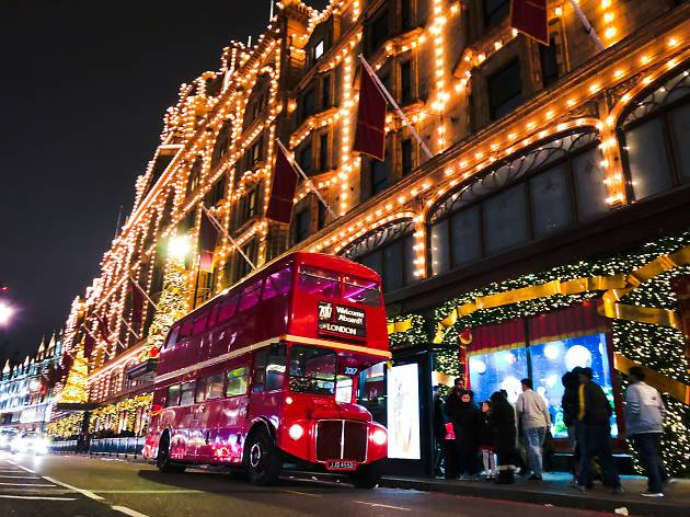 Classic Bus Tour: A Christmas Day Special