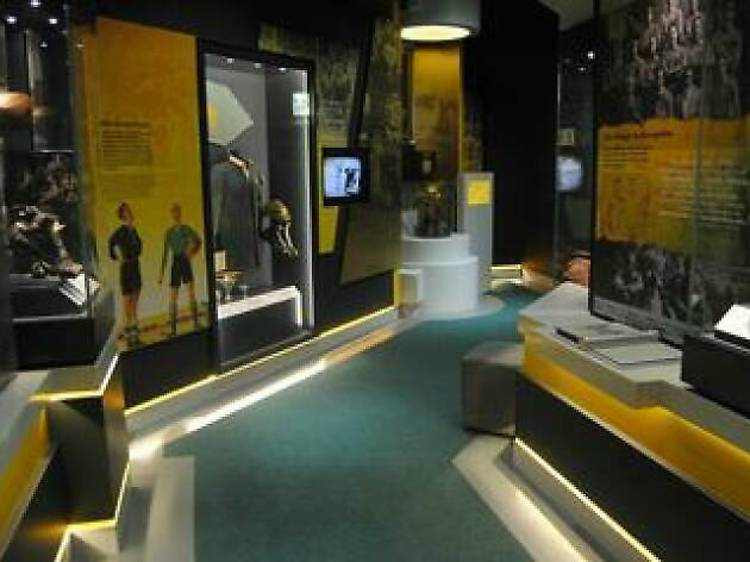Springbok Experience Rugby Museum