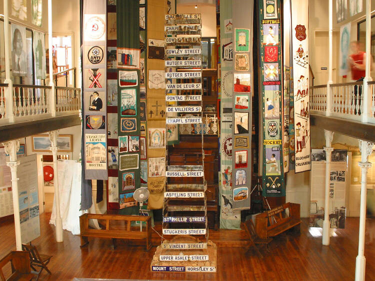 The top 10 museums in Cape Town