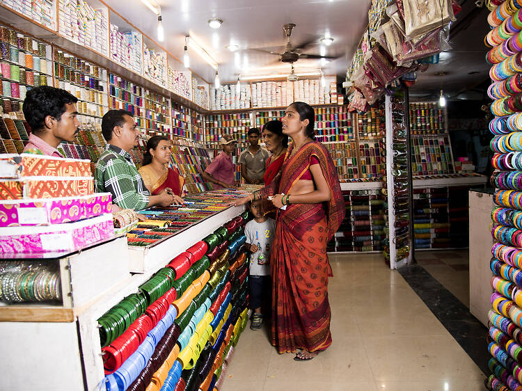 Where to go shopping in Mumbai