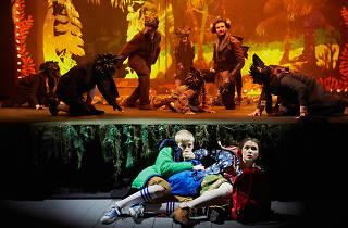 Hansel and Gretel, Rose Theatre