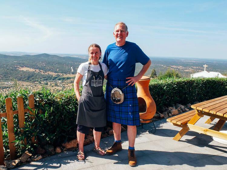 Viagens: A Place at Evoramonte