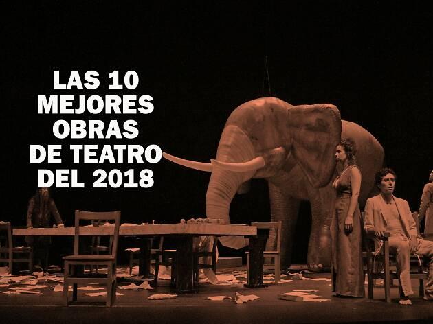 Las 10 mejores obras de teatro del 2018 en la Ciudad de México