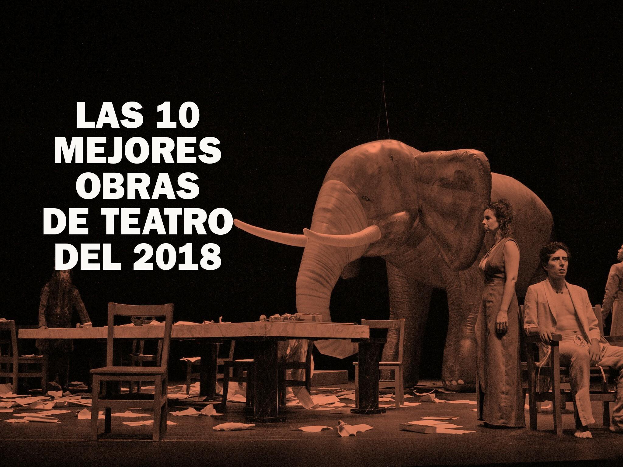 Los 10 mejores obras de teatro en la CDMX