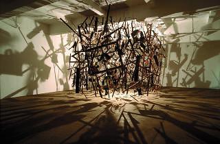 Cornelia Parker Museum of Contemporary Art 2019