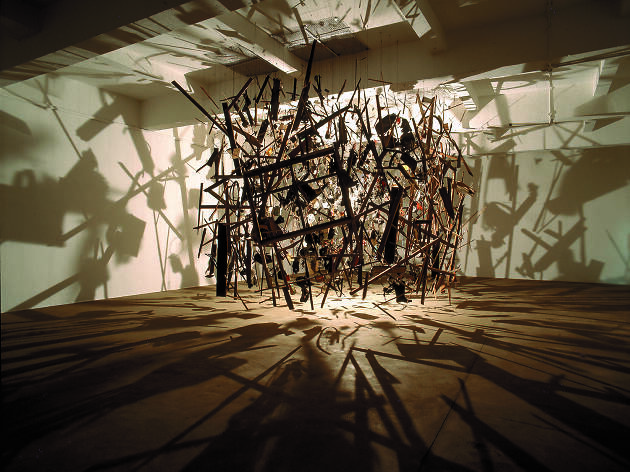 Cornelia Parker is bringing her bold art installations to Sydney
