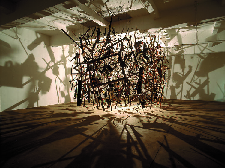 Cornelia Parker is bringing her bold art installations to Sydney
