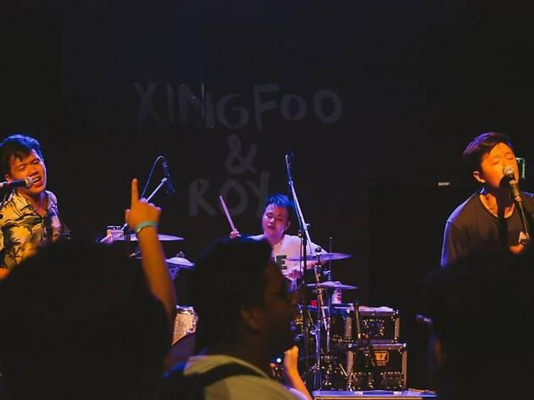 Xingfoo & Roy