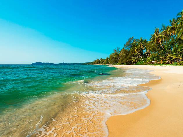 Tha Pho Beach