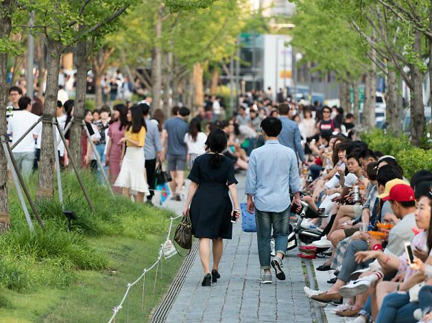 Gyeongui Line Forest Park
