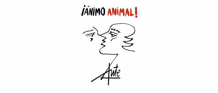 ¡Ánimo Animal!