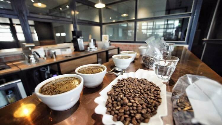 Liberty Coffee