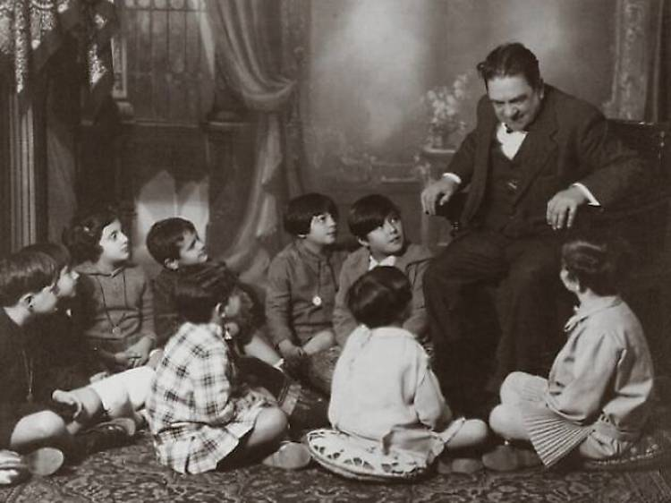 'Patufet, on ets? Aureli Capmany (1868-1954)'