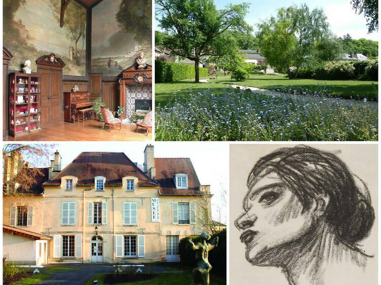 S'emmêler les pinceaux au musée et à l'atelier de Daubigny